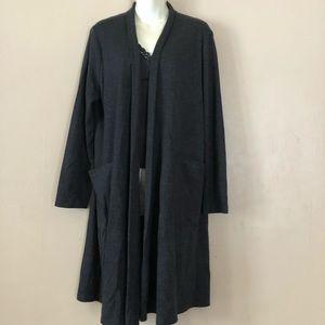 Eileen Fisher Wool Cardigan Sz S/P